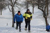Schneeschuhwandern wie in Skandinavien